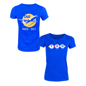 Women's TAB at the TAB 2019 Event Tee