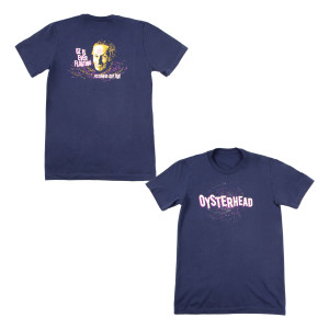 Oysterhead John C. Lilly Tour T-shirt