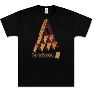 Trey Anastasio Black New Year's Eve Altantic City T-Shirt