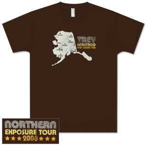Trey Anastasio Northern Exposure T-Shirt