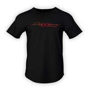 Tool Logo Men's Curved Hem Premium T-Shirt