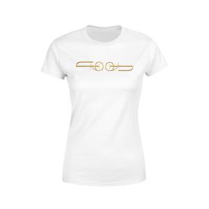 Logo/Torch Women's Crew Tool Premium T-Shirt