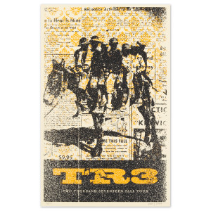 2017 TR3 Tour Poster