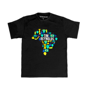 Special Edition Tim Reynolds Brazil Tees