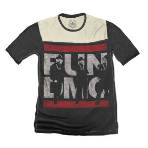 Run DMC Can You Rock Like This '85 Burnout T-Shirt