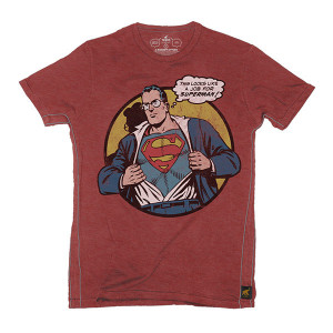 Superman This Looks Like a Job? Tee