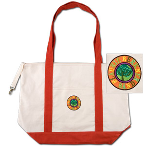 Laurie Berkner Band 100% Organic Cotton Tote Bag