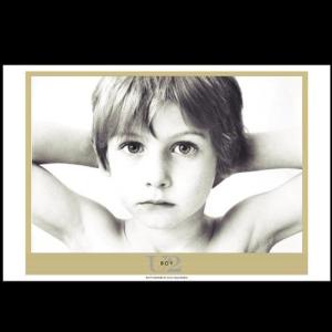 Boy Album Lithograph