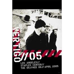 U2com Los Angeles Event Poster