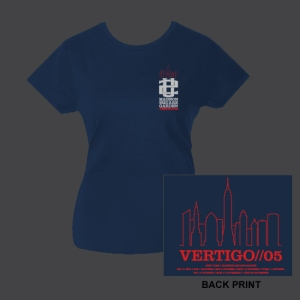 U2com  Ladies Madison Square Garden Event Tee