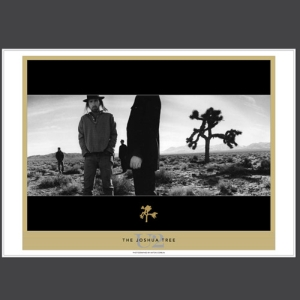 The Joshua Tree Lithograph Series, Inner Album