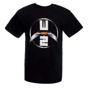 U2 360 Tour Logo T-Shirt