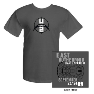 Giants Stadium East Rutherford T-Shirt
