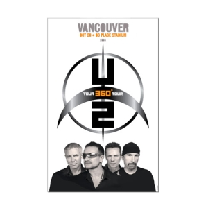 Vancouver Event Poster