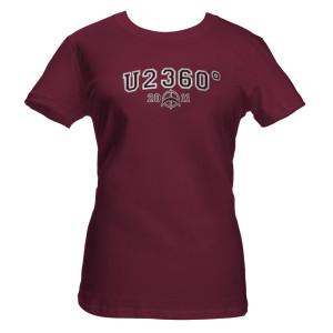 U2 2011 360 Tour Babydoll Shirt*