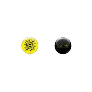 U2ie Tour Button Set*