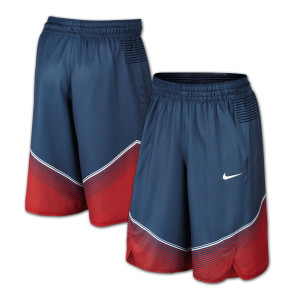 USA Basketball 2014 FIBA World Cup Shorts