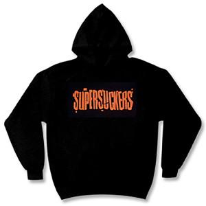 Supersuckers Cracked Logo Hoodie