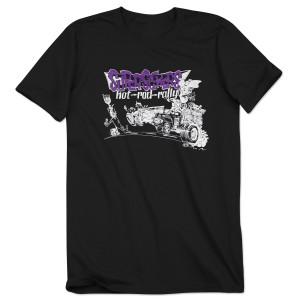 Supersuckers Hot Rod Rally T-Shirt