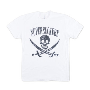 Jolly Roger T-Shirt (White)