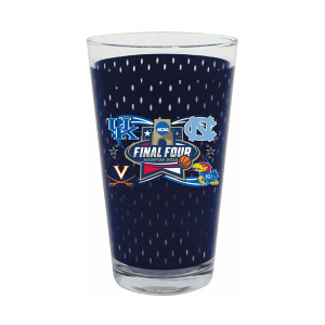 UVA 2016 Final Four 17oz. Jersey Mesh Mixing Glass