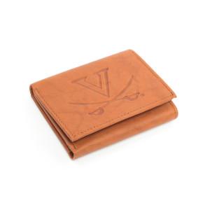 University of Virginia Genuine Leather Wallet