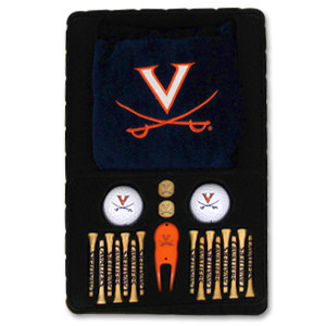 UVA Golf Gift Set