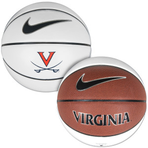 UVA Autograph Basketball