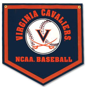 UVA Baseball Banner