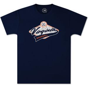 UVA Vintage Diamond Baseball T-Shirt