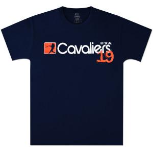 UVA Virginia Icon Baseball T-Shirt