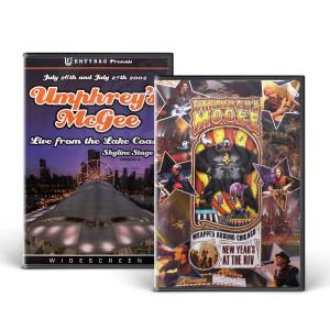 Umphrey's McGee - DVD Discount Bundle