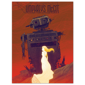 Umphrey's McGee 10/31 Print
