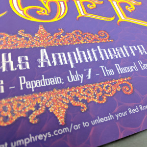 Red Rocktopus AR Poster