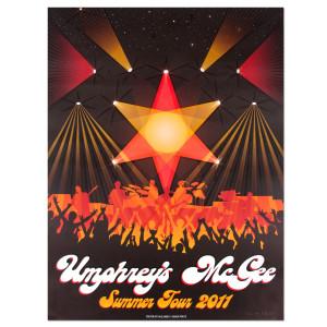 Summer Tour Poster