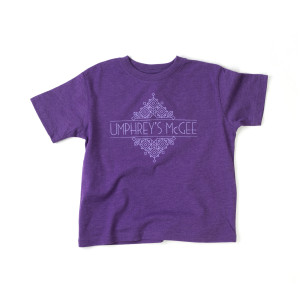 Youth Jewel Logo T-Shirt