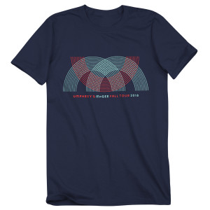 Interlocking Fall Tour Tee