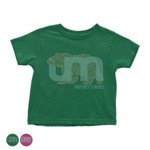 Grizzly Bear Baby/Youth Tee