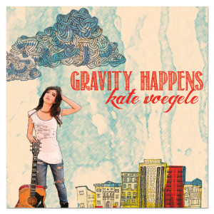 Kate Voegele - 'Gravity Happens' Deluxe CD