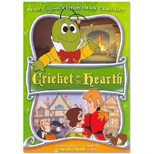 Cricket on the Hearth DVD Christmas Movie
