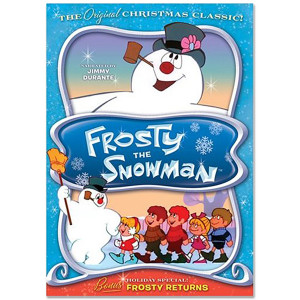 Frosty the Snowman Christmas Movie Classic DVD