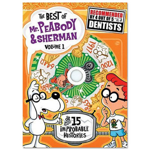 The Best of Mr. Peabody & Sherman DVD