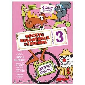 Rocky & Bullwinkle & Friends Complete Season 3 DVD
