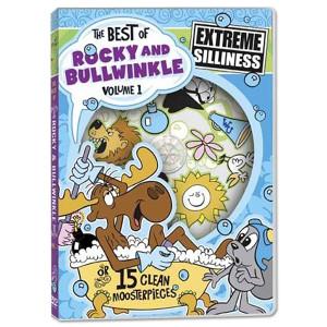 The Best Of Rocky & Bullwinkle Vol. 1 DVD