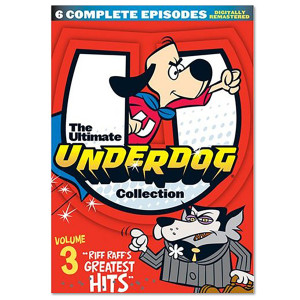 The Ultimate Underdog Vol. 3 DVD
