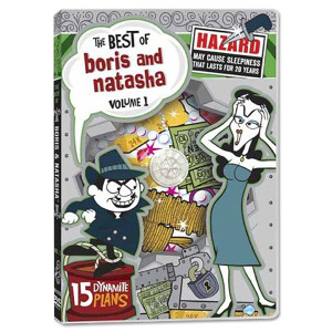 The Best Of Boris & Natasha Vol. 1 DVD