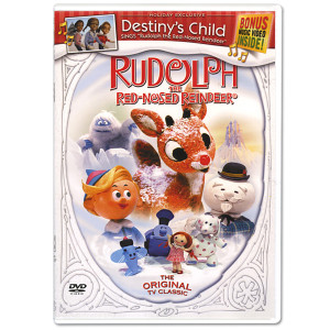 Rudolph the Red-Nosed Reindeer DVD - With Bonus Destiny's Child Music Video!
