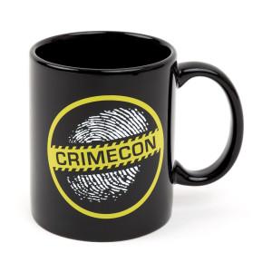 CrimeCon Mug