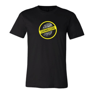 CrimeCon Logo T-Shirt