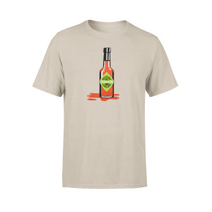 CrimeCon 2019 New Orleans Hot Sauce T-shirt